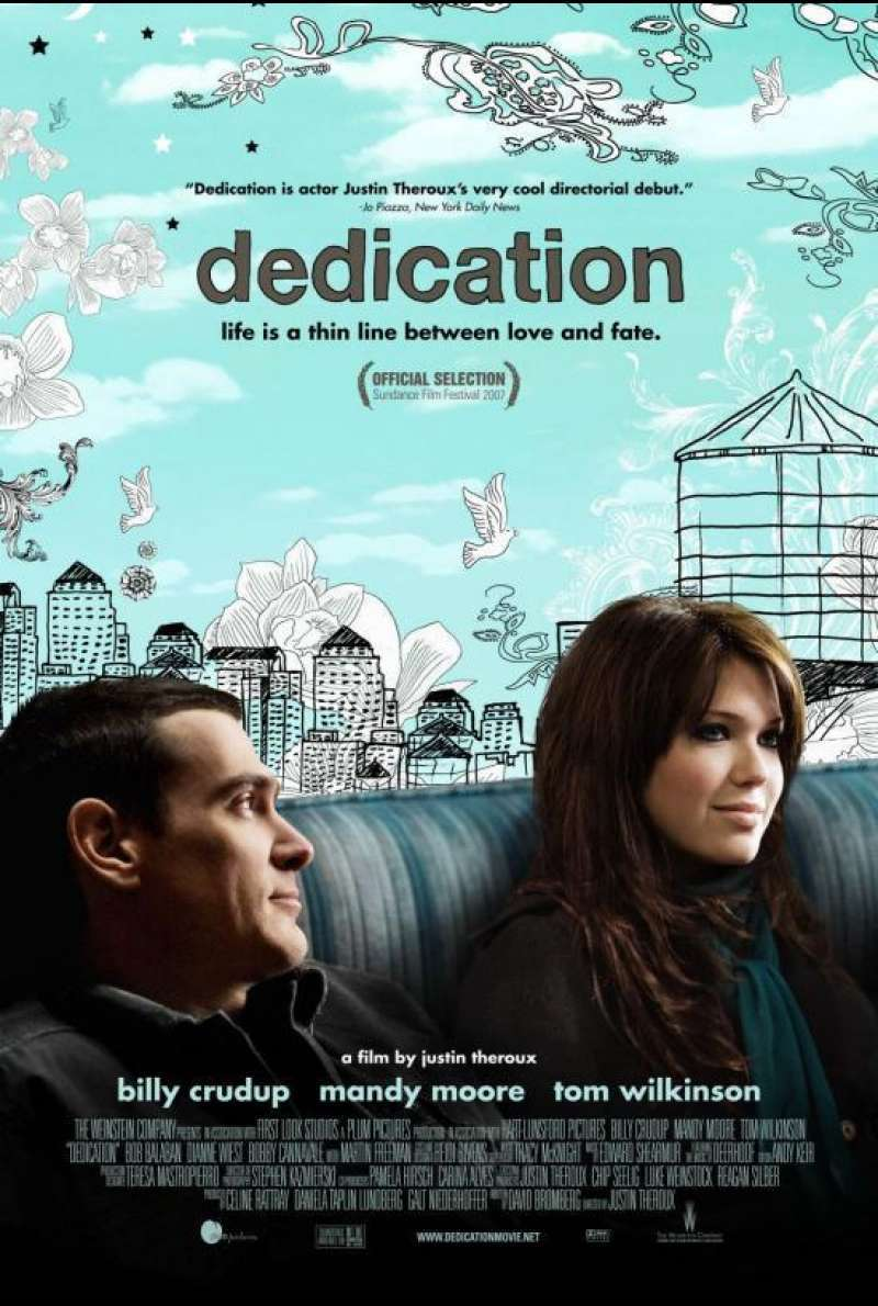 Dedication Plakat
