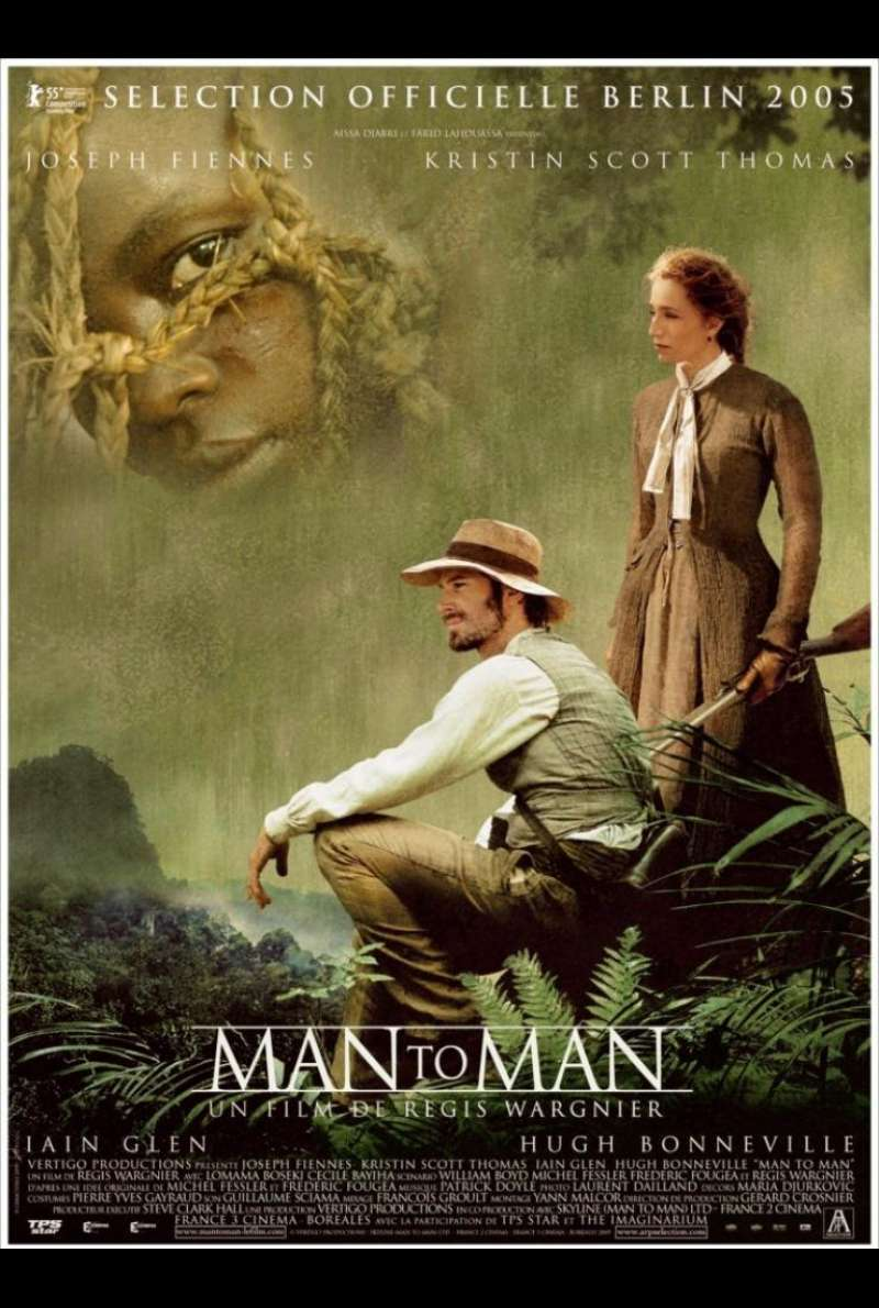 Man to Man Plakat