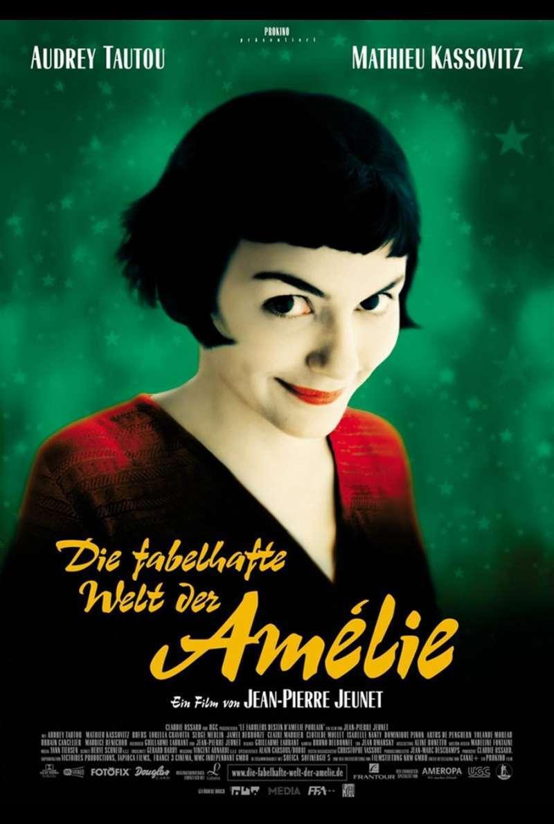 Die Fabelhaft Welt Der Amelie