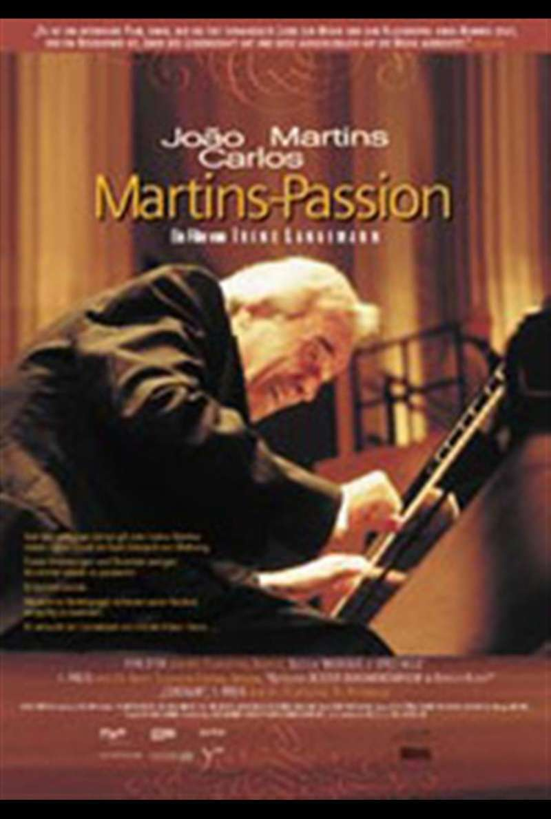 Die Martins-Passion Plakat