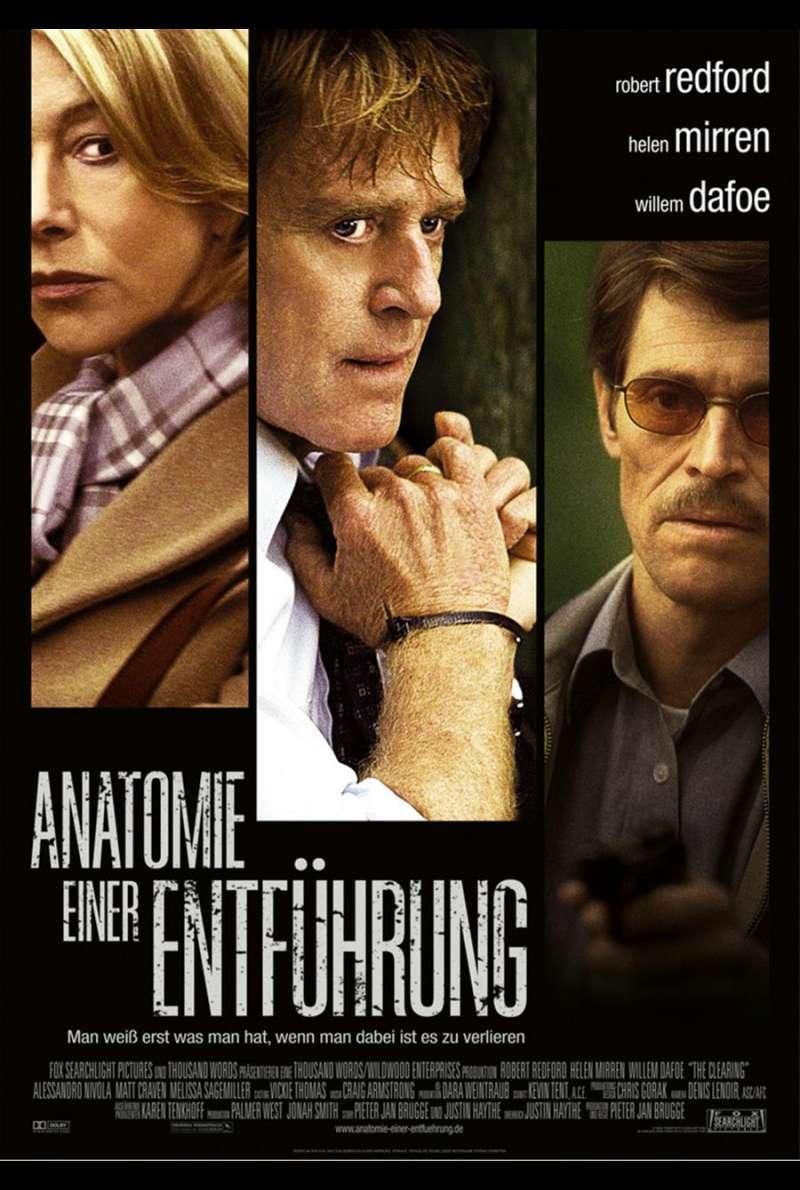 Anatomie einer Entführung – The Clearing | Film, Trailer, Kritik