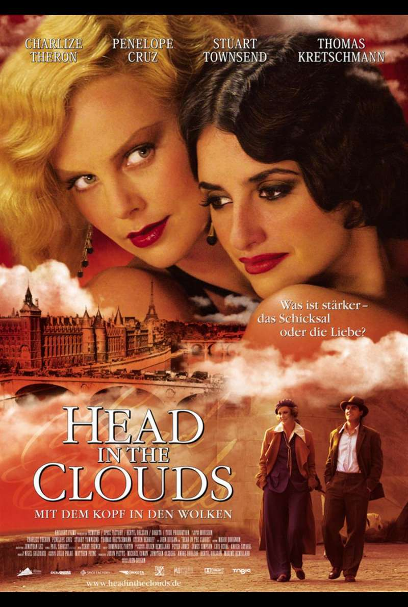 Head in the Clouds Plakat