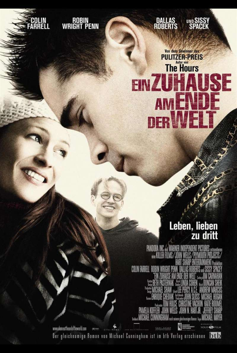 Ein Zuhause am Ende der Welt - A Home At The End Of The World Plakat