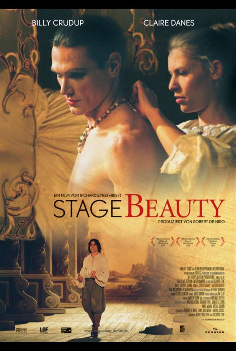 Stage Beauty Plakat