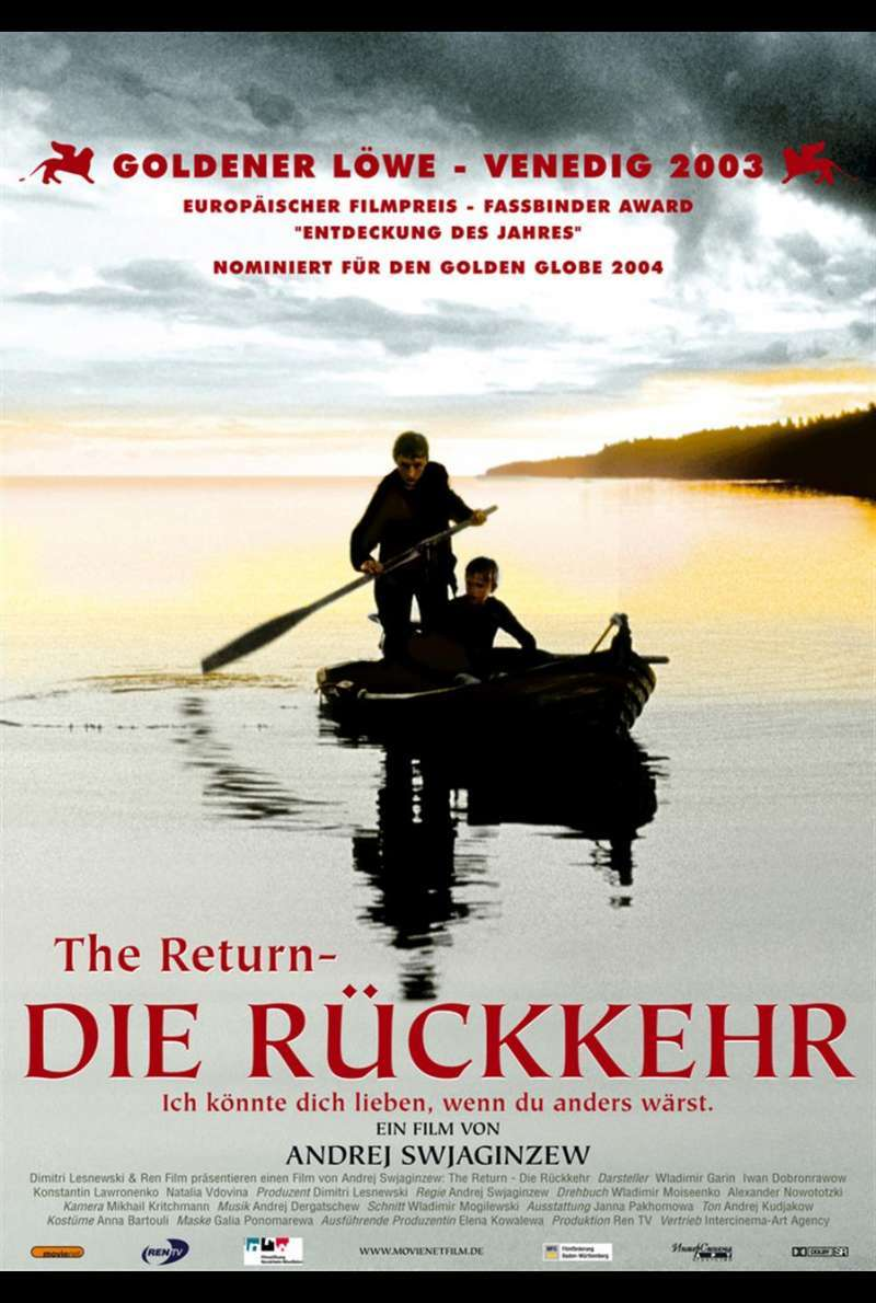 Die Rückkehr - Vozvrascenje | Film, Trailer, Kritik