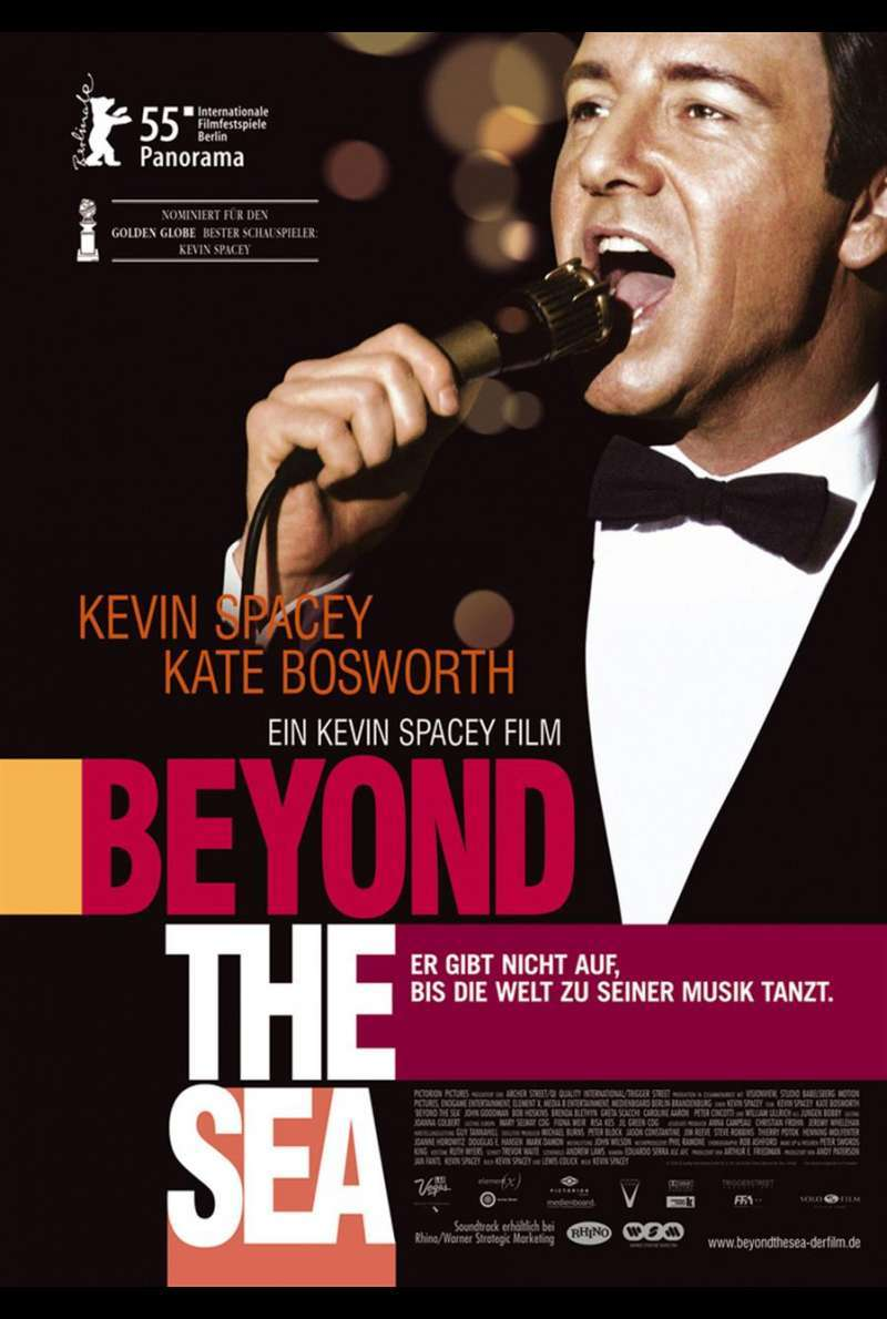 Beyond the Sea Plakat