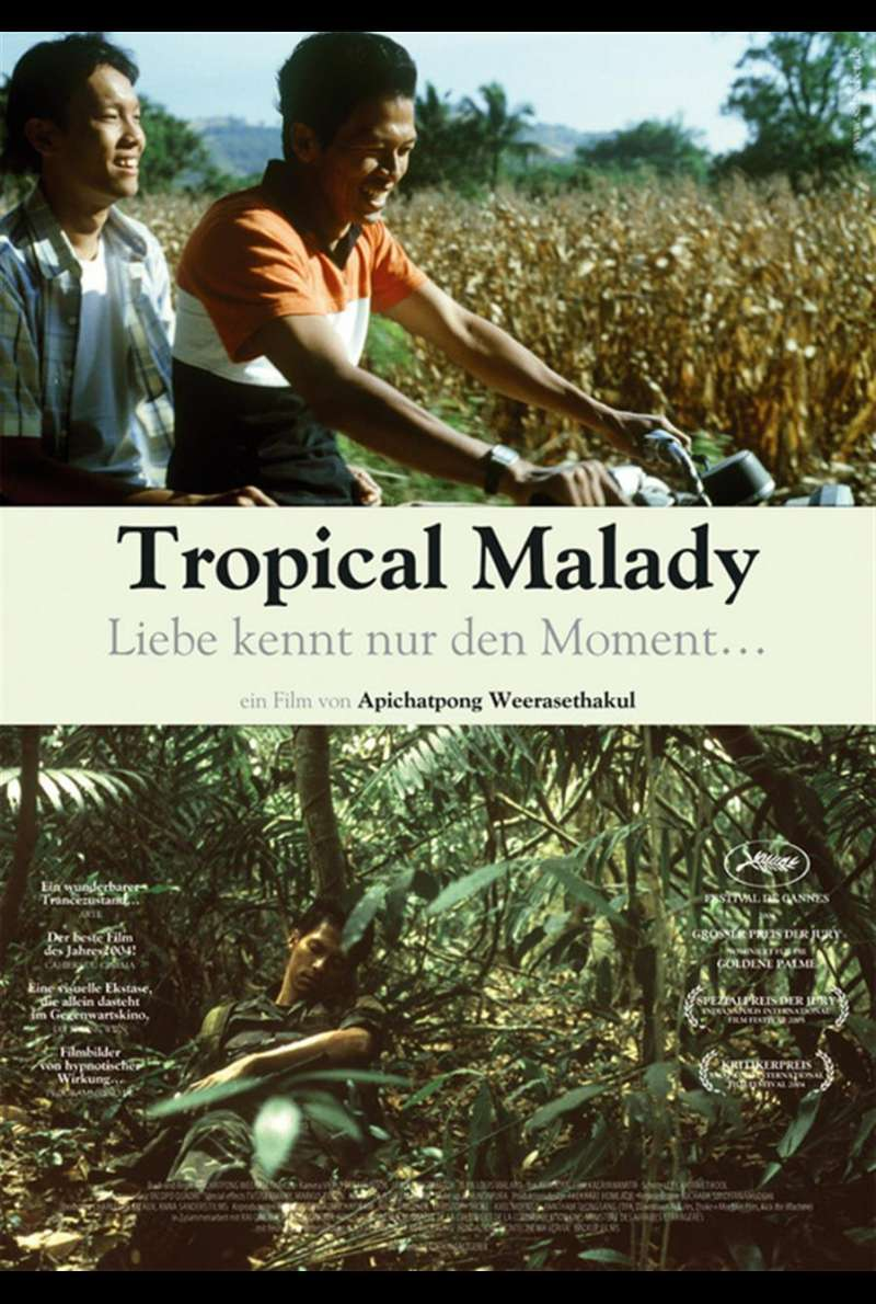 Tropical Malady Plakat