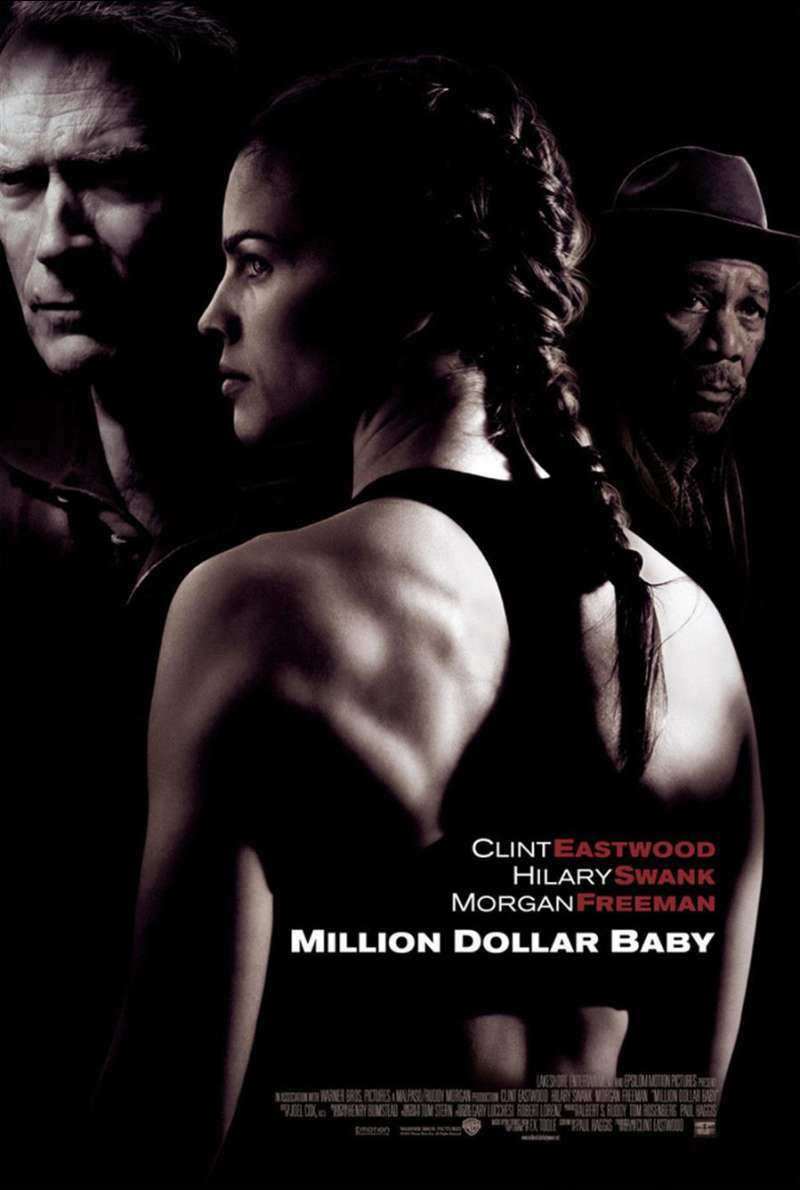 Million Dollar Baby Plakat