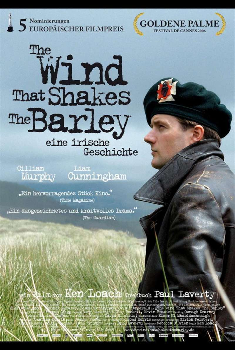 The Wind That Shakes The Barley Plakat