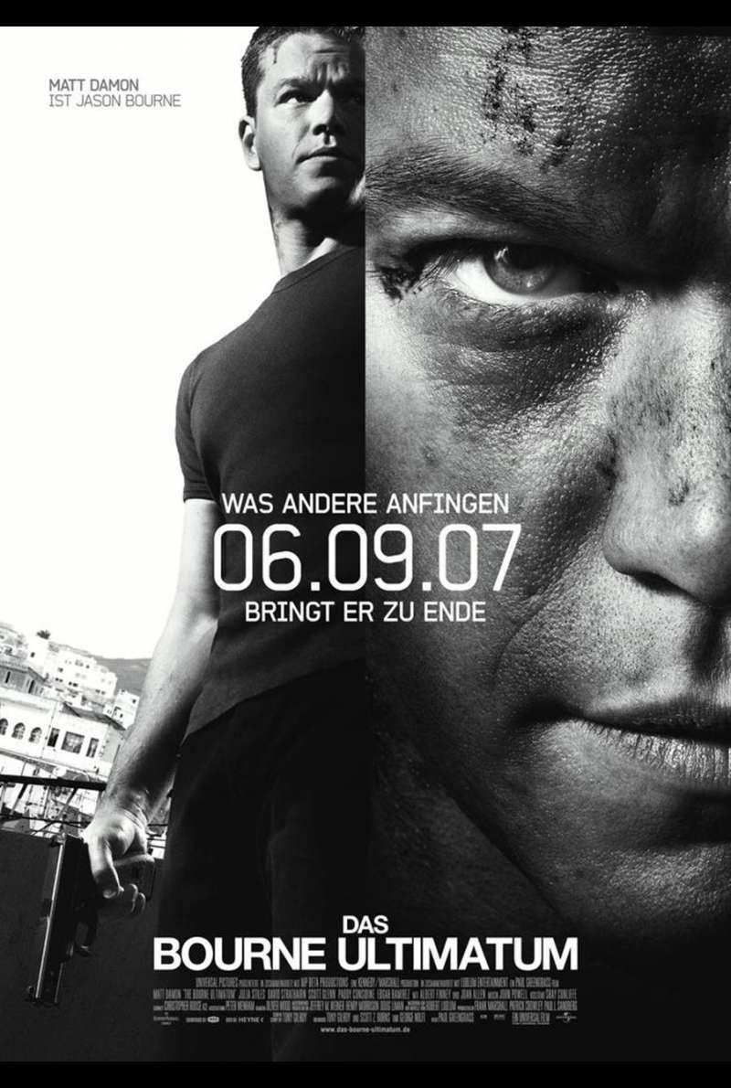 Das Bourne Ultimatum Film