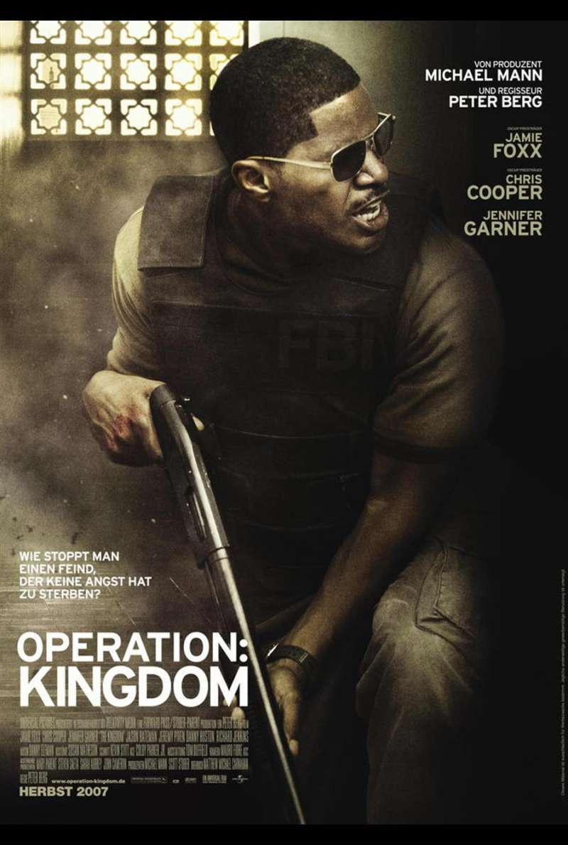 Operation: Kingdom Plakat