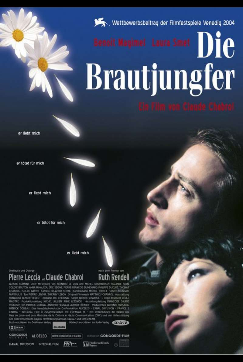 Die Brautjungfer Plakat