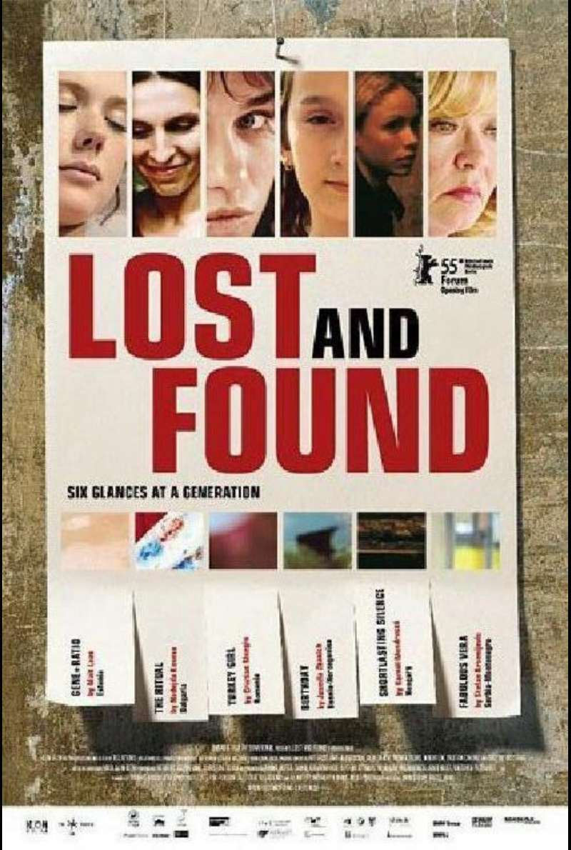 Lost and Found Plakat