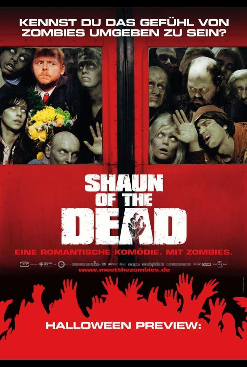 Shaun of the Dead Plakat