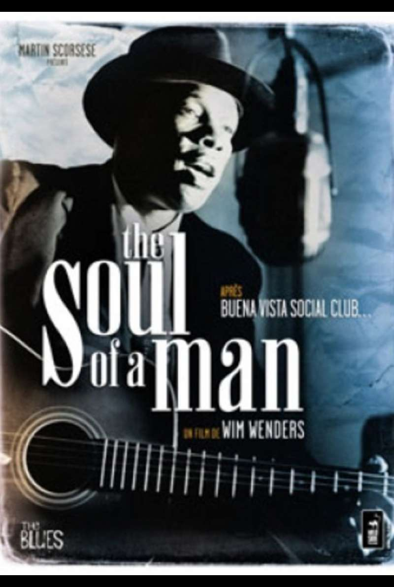 The Soul of a Man Plakat