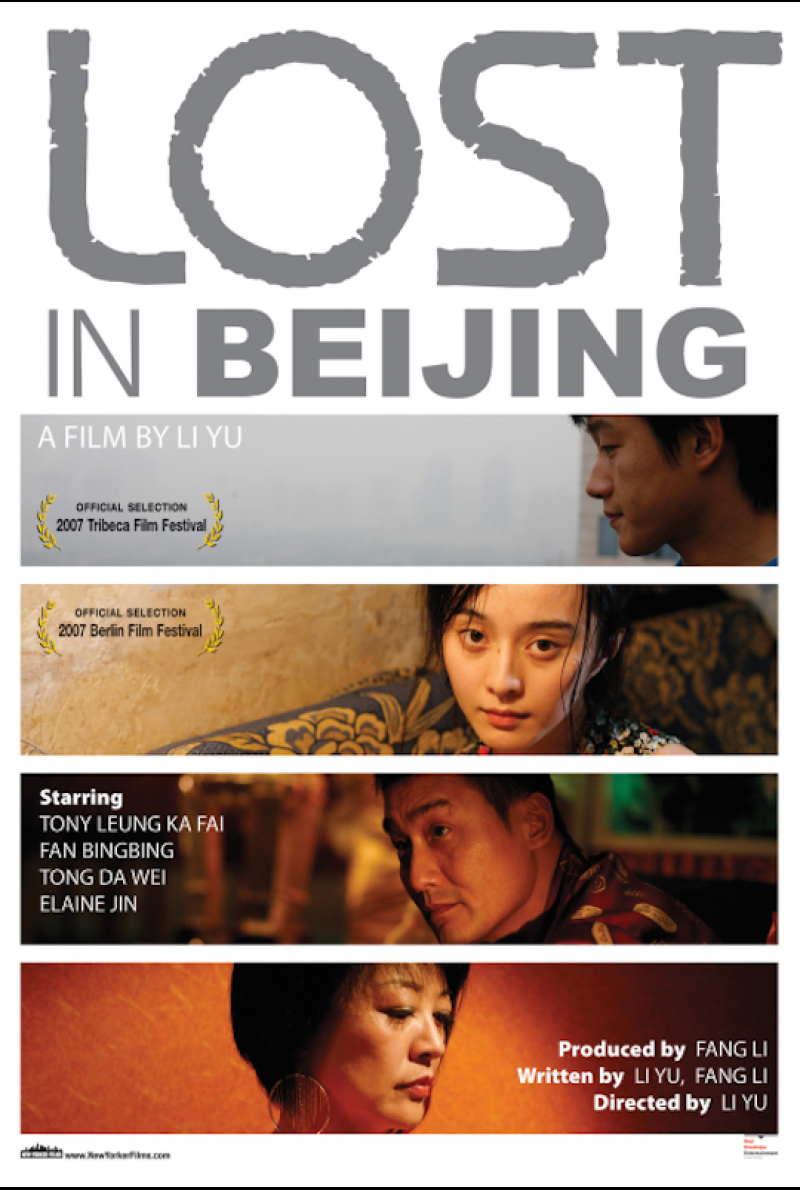 Lost in Beijing Plakat