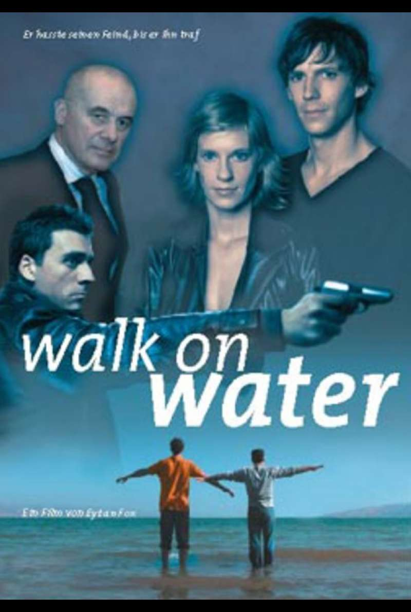 Walk on Water Plakat
