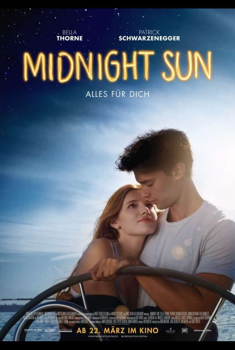 300 Full Movie >> Midnight Sun - Alles für Dich (2018) | Film, Trailer, Kritik