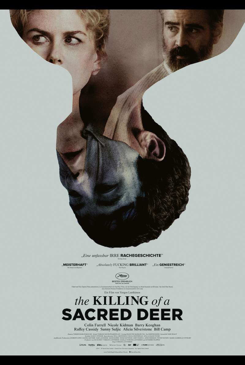 Filmplakat zu The Killing of a Sacred Deer