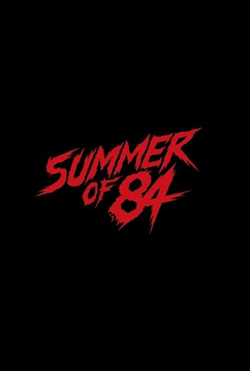 Teaserplakat zu Summer of '84