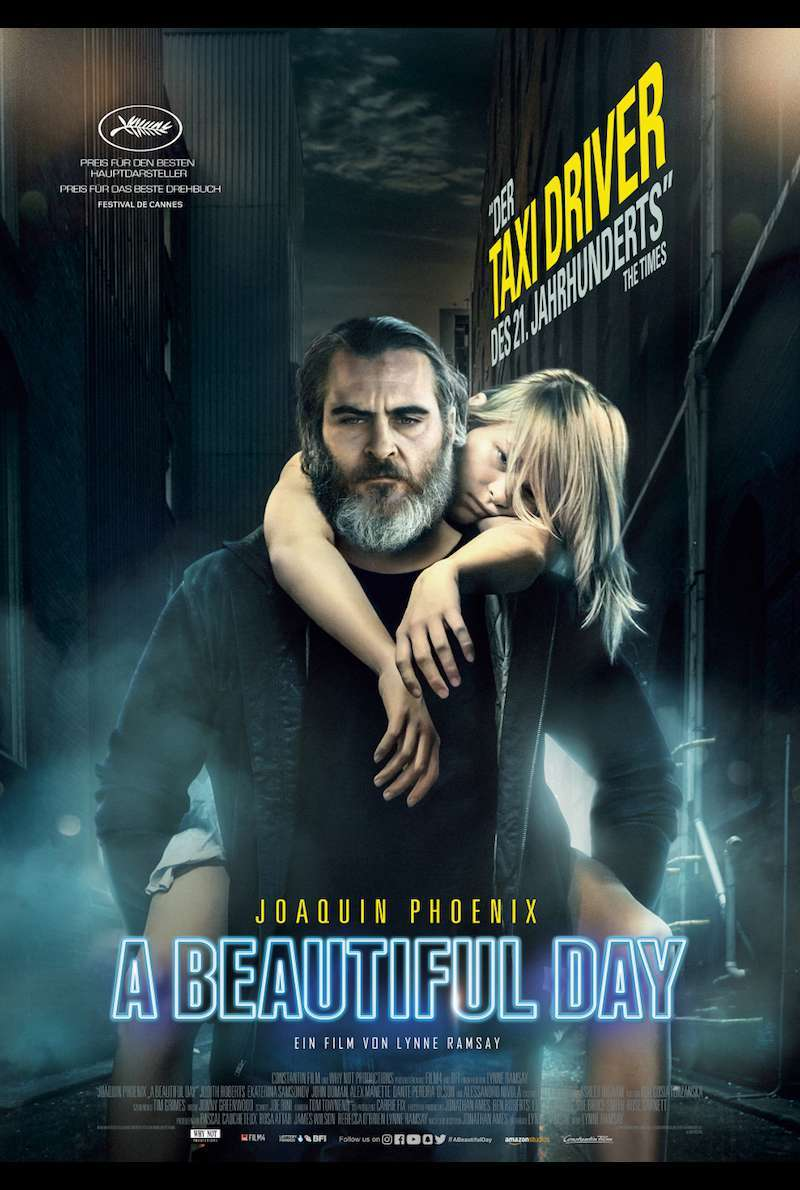 Filmplakat zu A Beautiful Day (2017)