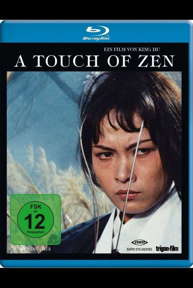 Blu ray Cover zu A Touch of Zen (1971)