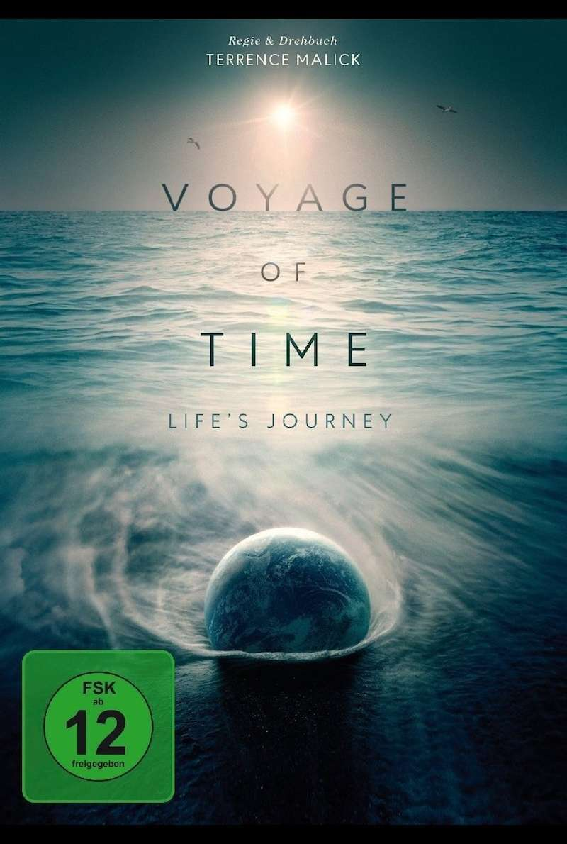 DVD-Cover zu Voyage of Time (2016)