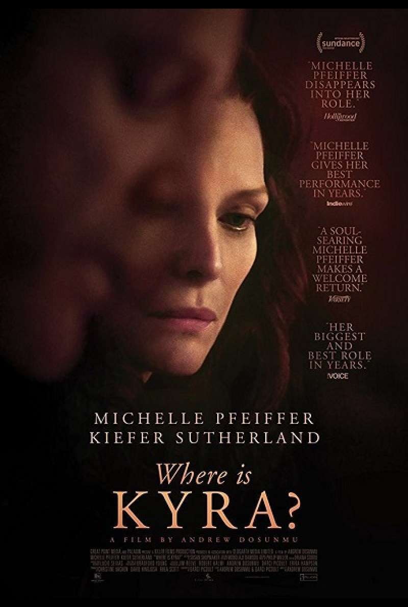 Where Is Kyra? - Filmplakat (US)
