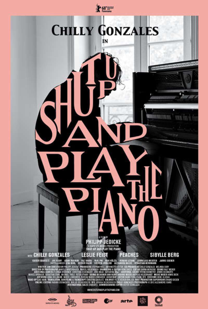 Bild zu Shut Up and Play the Piano von Philipp Jedicke