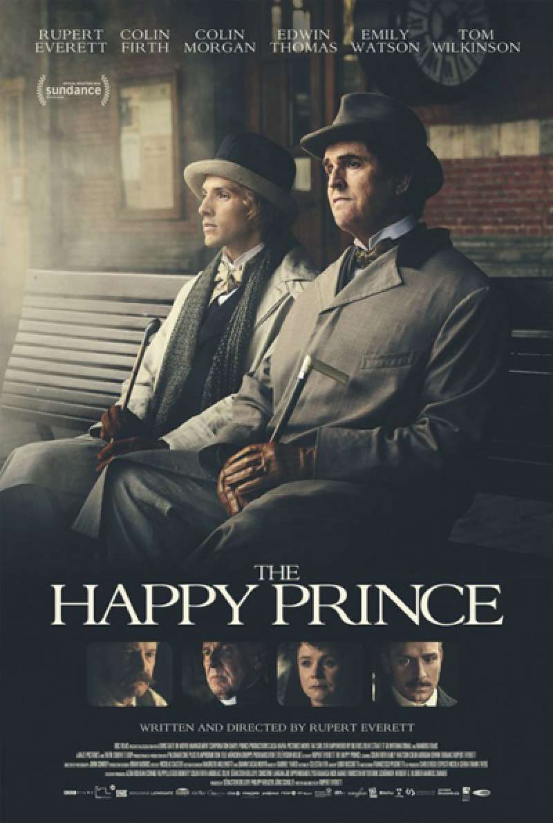 Bild zu The Happy Prince von Rupert Everett