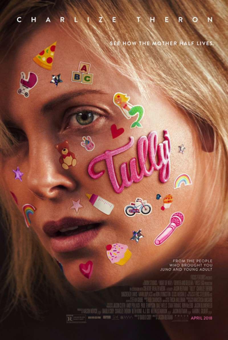 Tully (2018) | Film, Trailer, Kritik