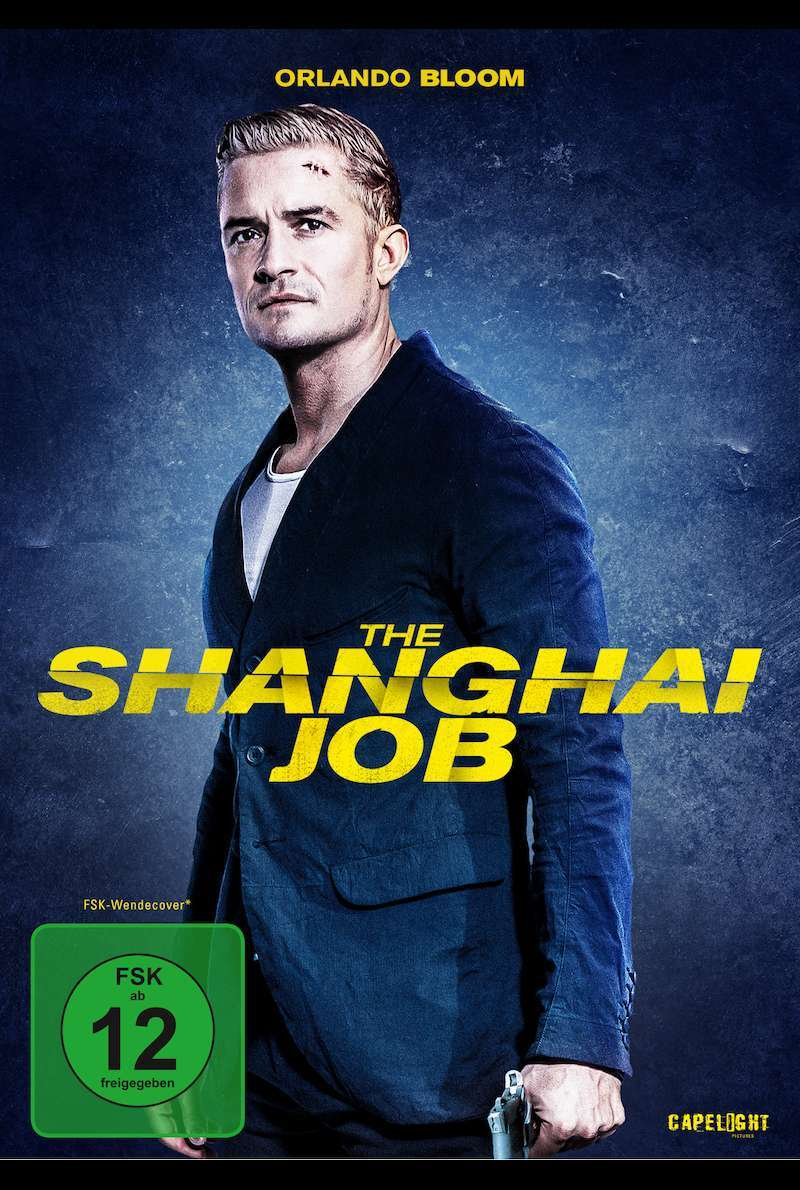 DVD-Cover zu The Shanghai Job (2017)