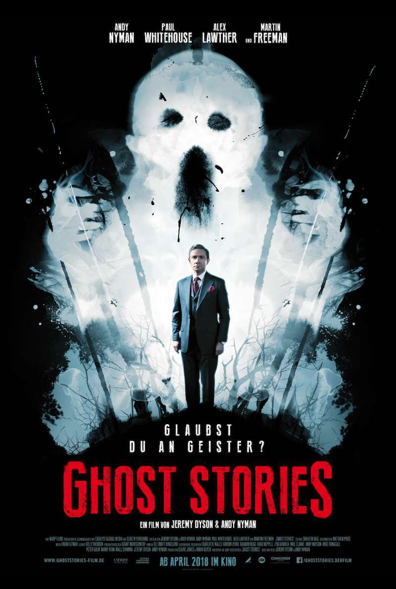 Poster zu Ghost Stories (2017)