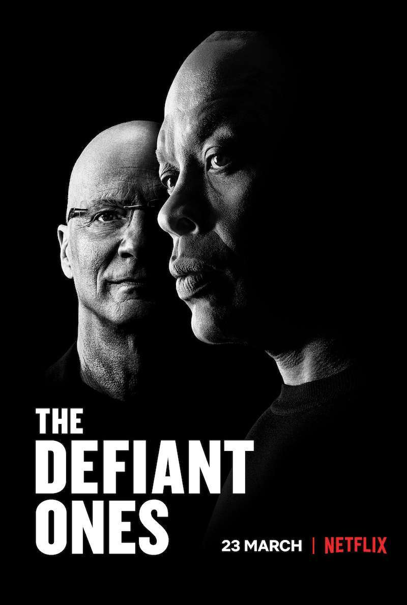 Poster zu The Defiant Ones (2017)