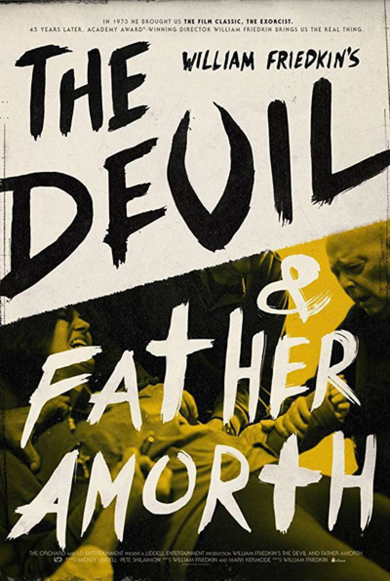 Bild zu The Devil and Father Amorth von William Friedkin