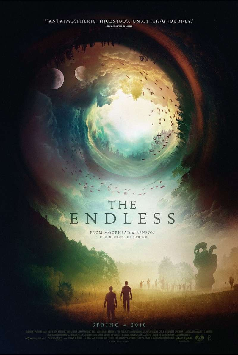 US-Poster zu The Endless (2017)