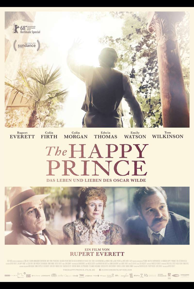 Poster zu The Happy Prince (2018)