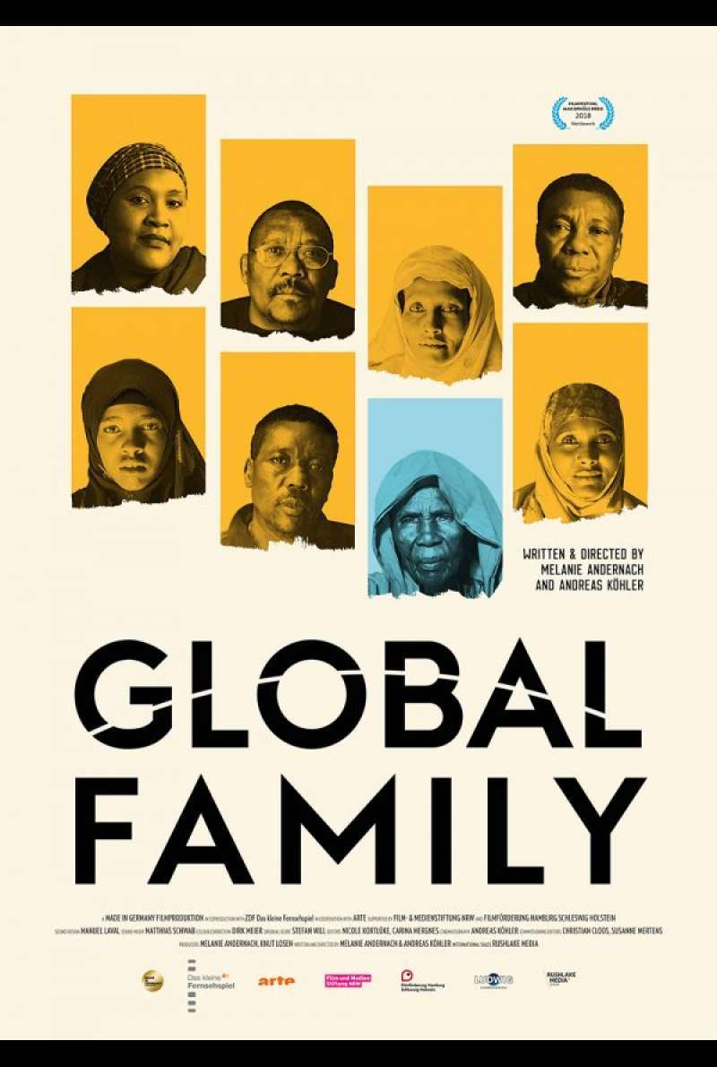 Filmposter zu Global Family (2018)