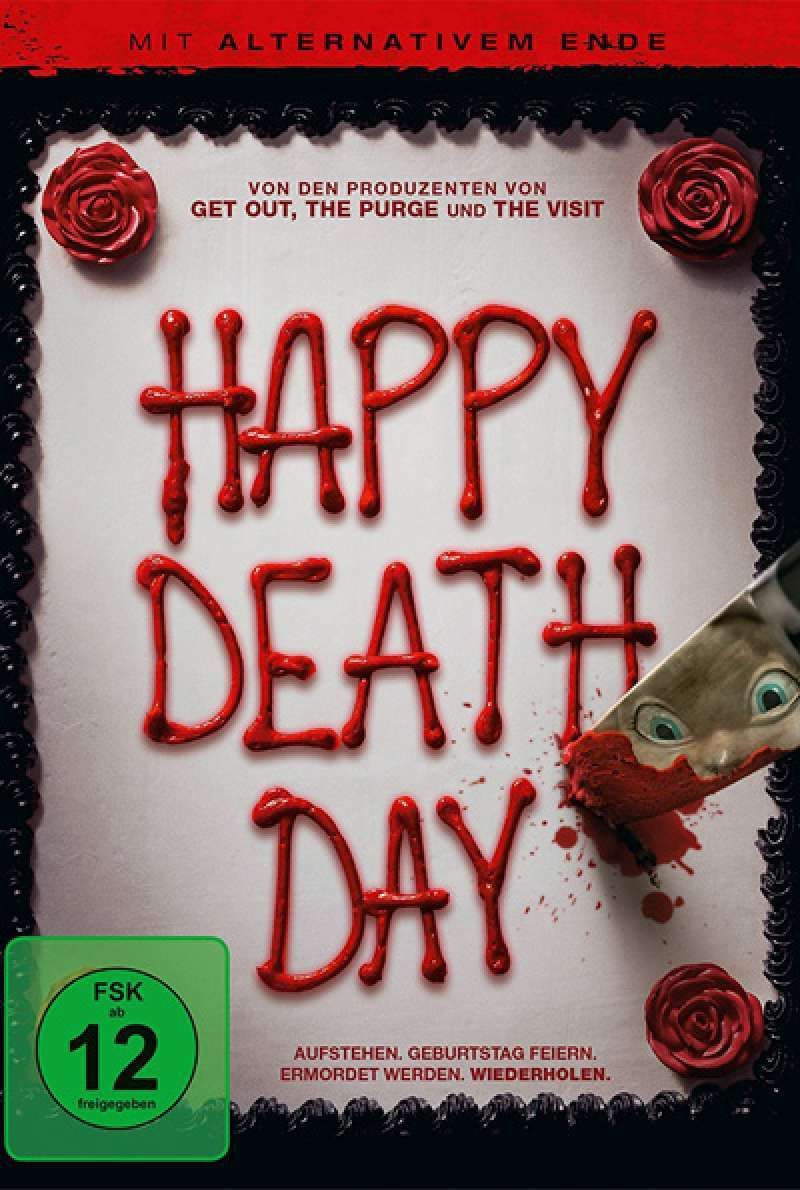 Bild zu Happy Deathday von Christopher Landon