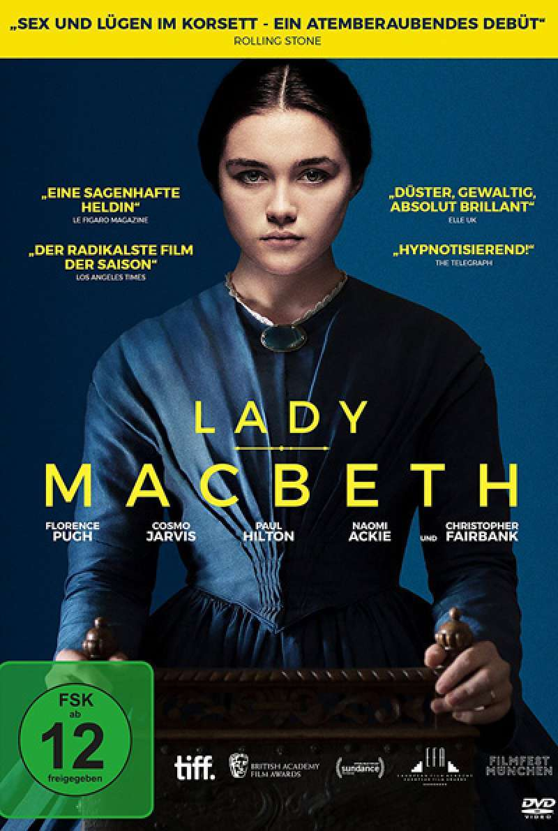 Bild zu Lady Macbeth von William Oldroyd