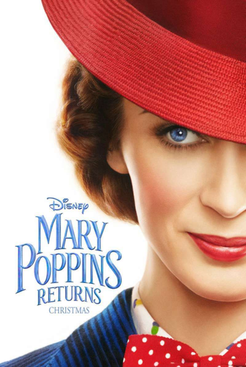 Bild zu Mary Poppins Returns von Rob Marshall