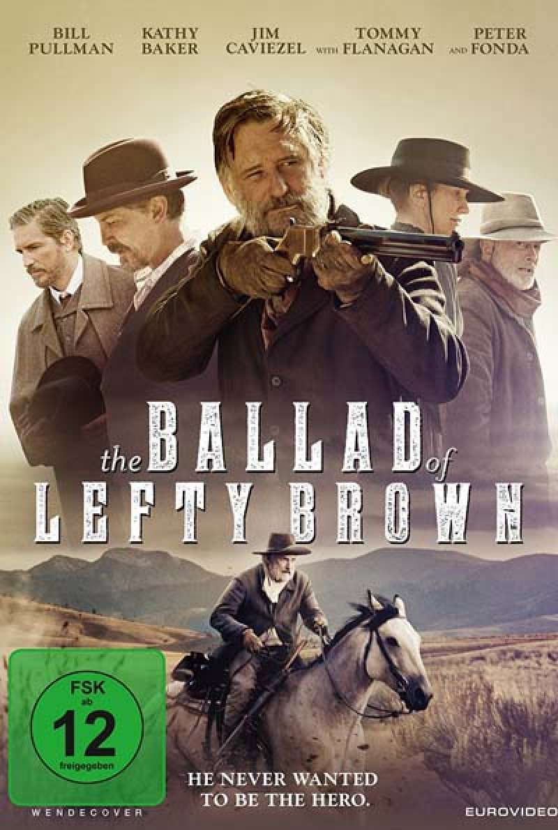 Bild zu The Ballad of Lefty Brown von Jared Moshe