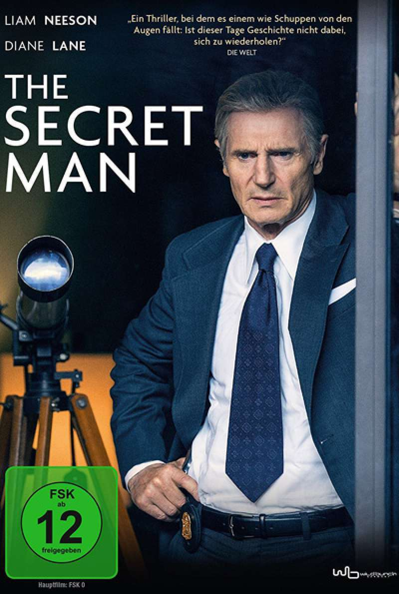 Bild zu The Secret Man von Peter Landesman