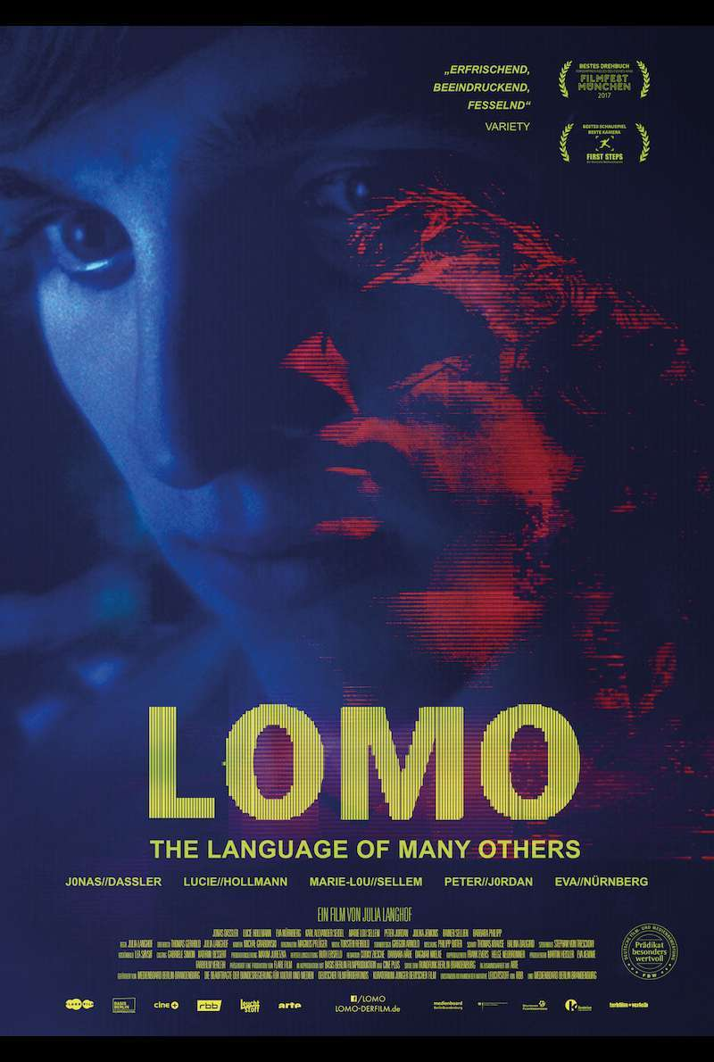 Poster zu LOMO: The Language of Many Others (2017)