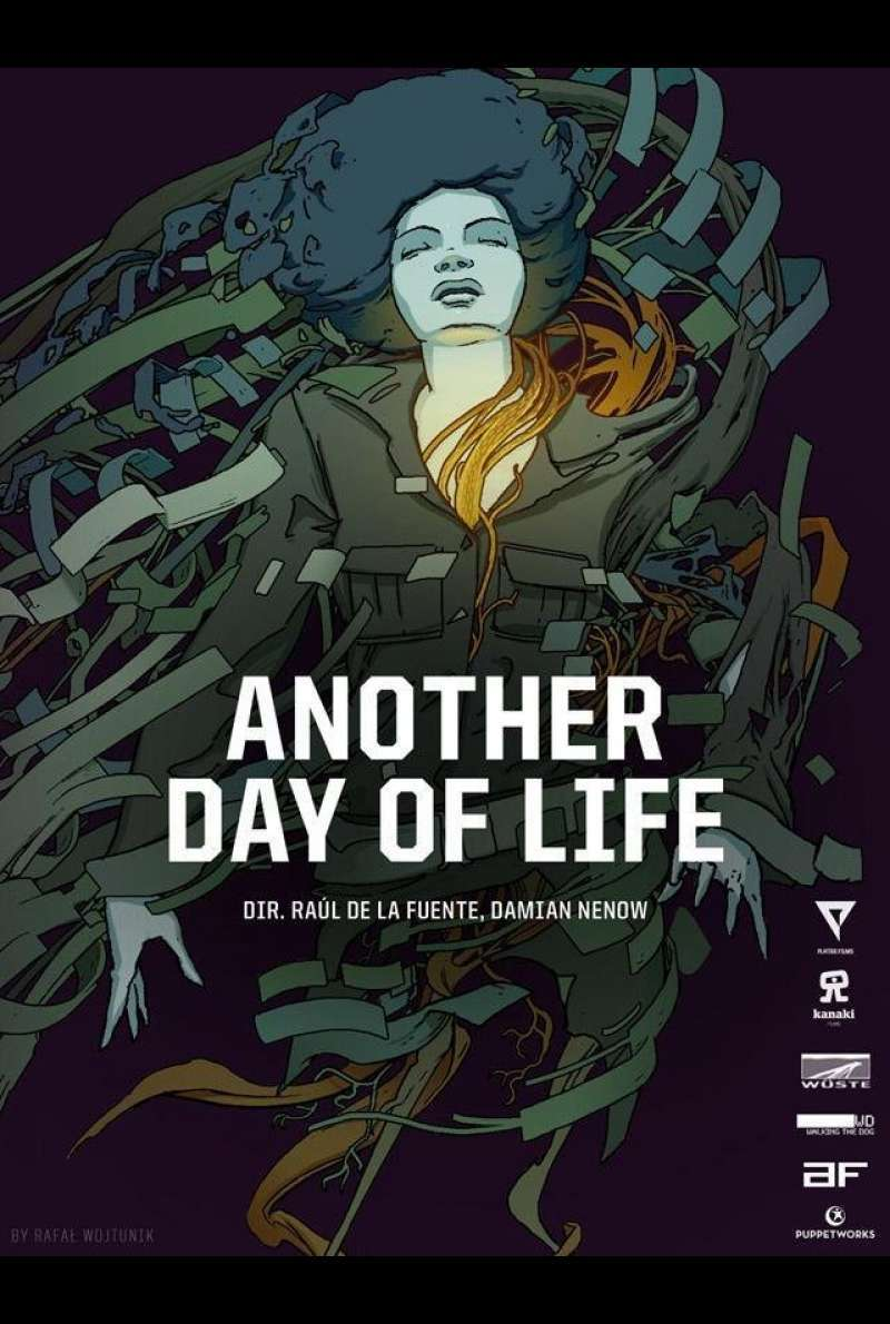 Poster zu Another Day of Life (2017)