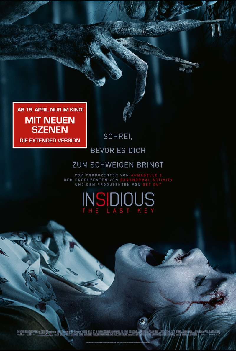 WA-Poster zu Insidious - The Last Key