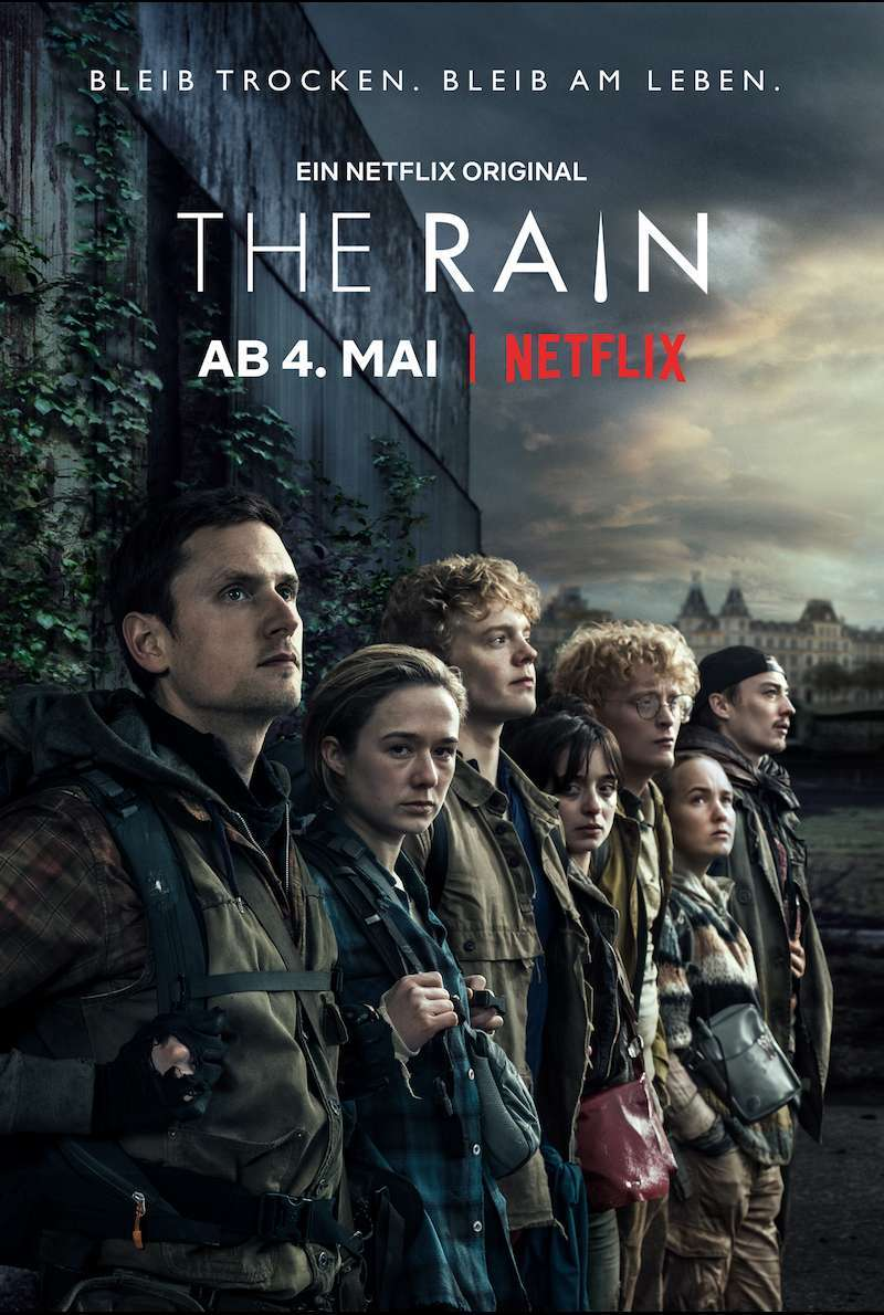 Plakat zu The Rain (2018)