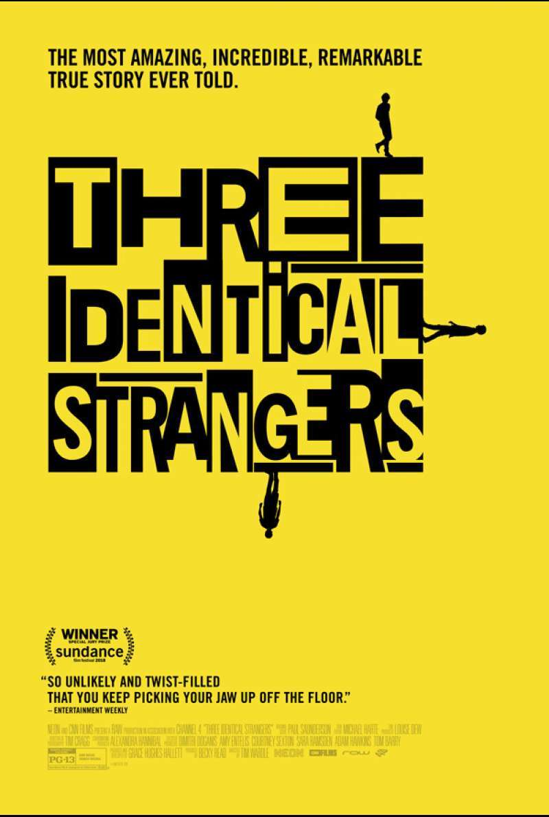 Poster zu Three Identical Strangers (2018)