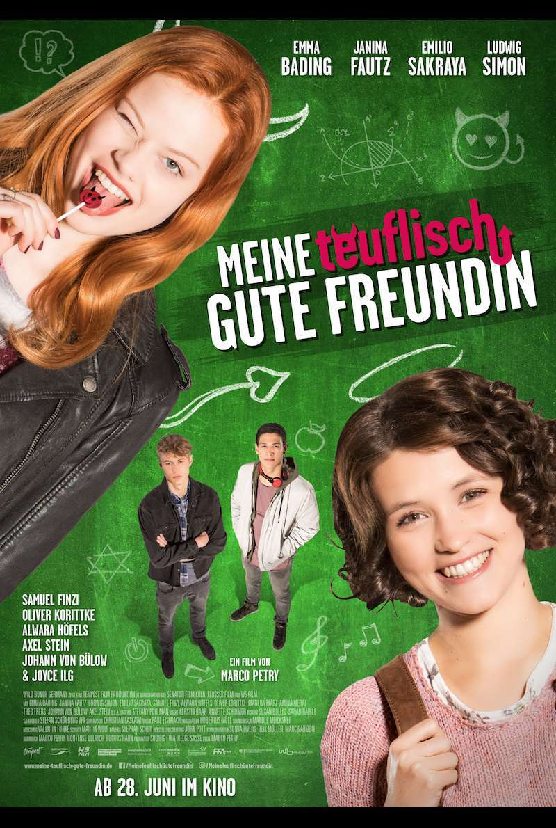 Meine teuflisch gute Freundin (2018)   Film, Trailer, Kritik
