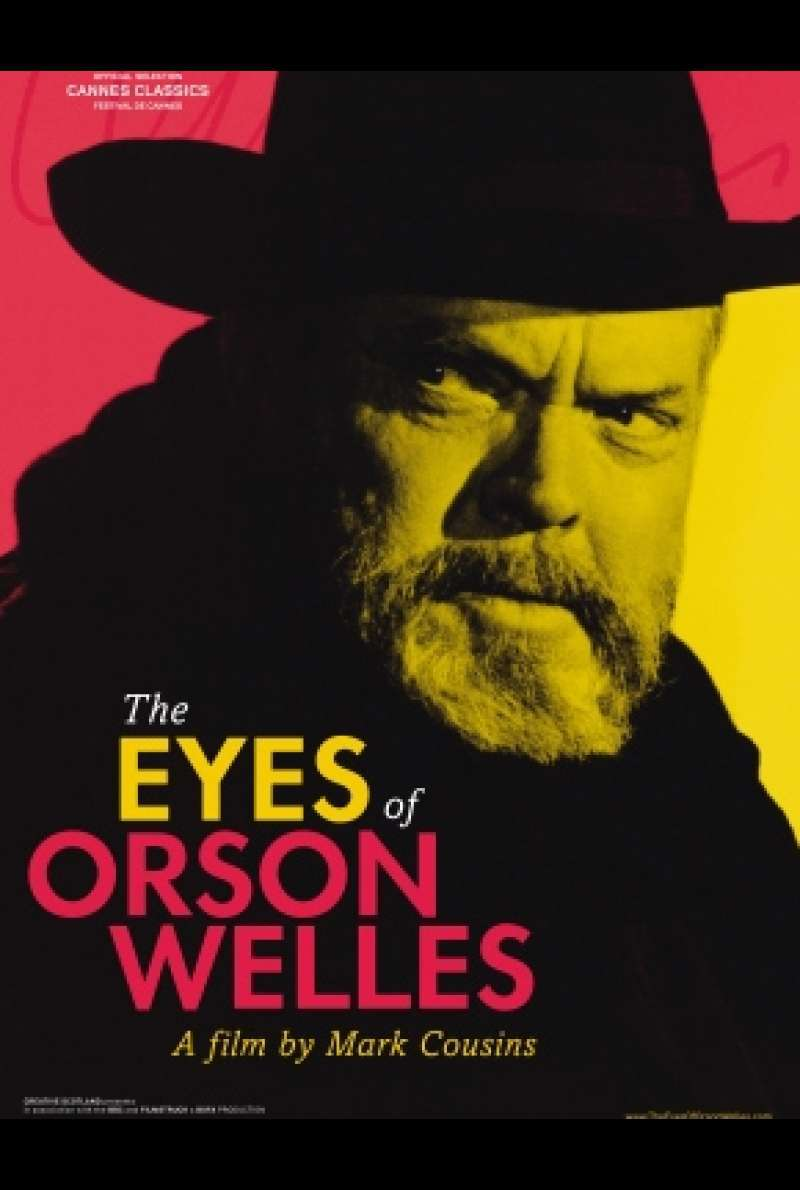 Bild zu The Eyes of Orson Welles von Mark Cousins